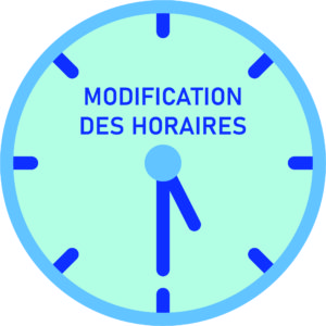 modification-horaires